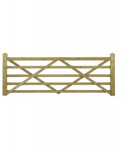 10ft Forester 5 Bar Gate