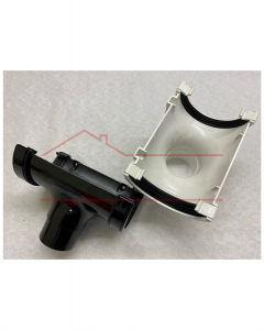 112mm Running Outlet