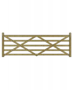 11ft Forester 5 Bar Gate