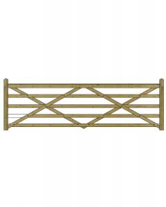 12ft Forester 5 Bar Gate