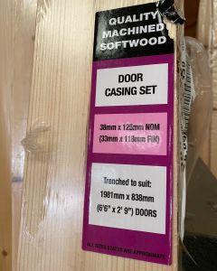 38mm x 125mm Door Casing