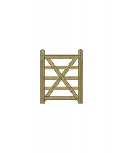 3ft Forester 5 Bar Gate