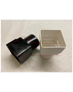 68mm Adaptor Square/Round