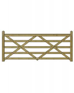 9ft Forester 5 Bar Gate