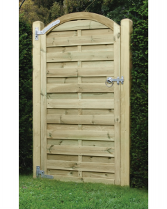 Arched Horizontal Gate