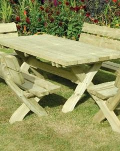 Country Style Dining Set