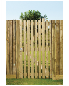 Flat Top Orchard Gate