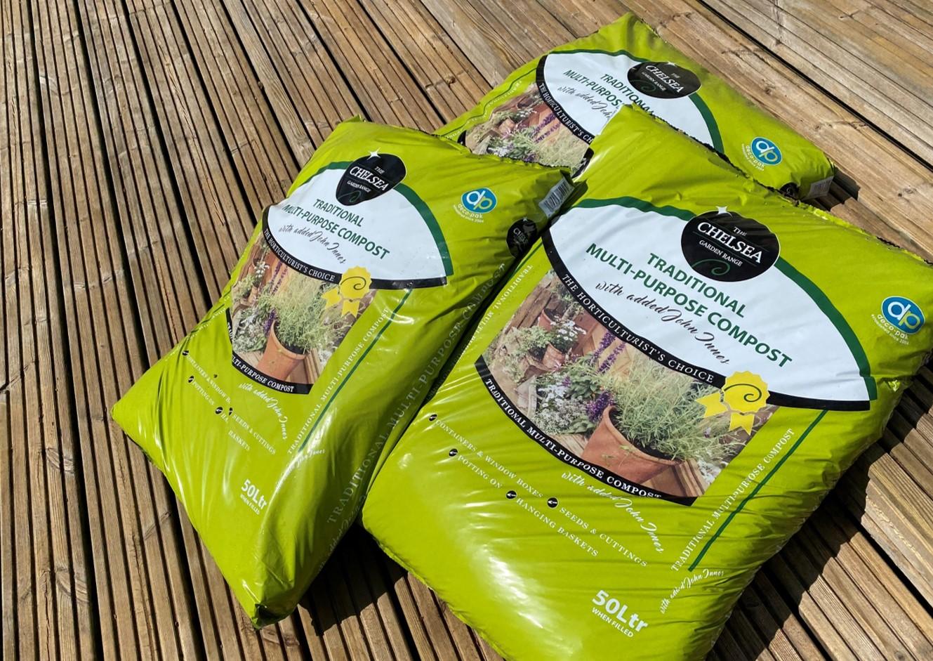 Soil, Bark & Compost