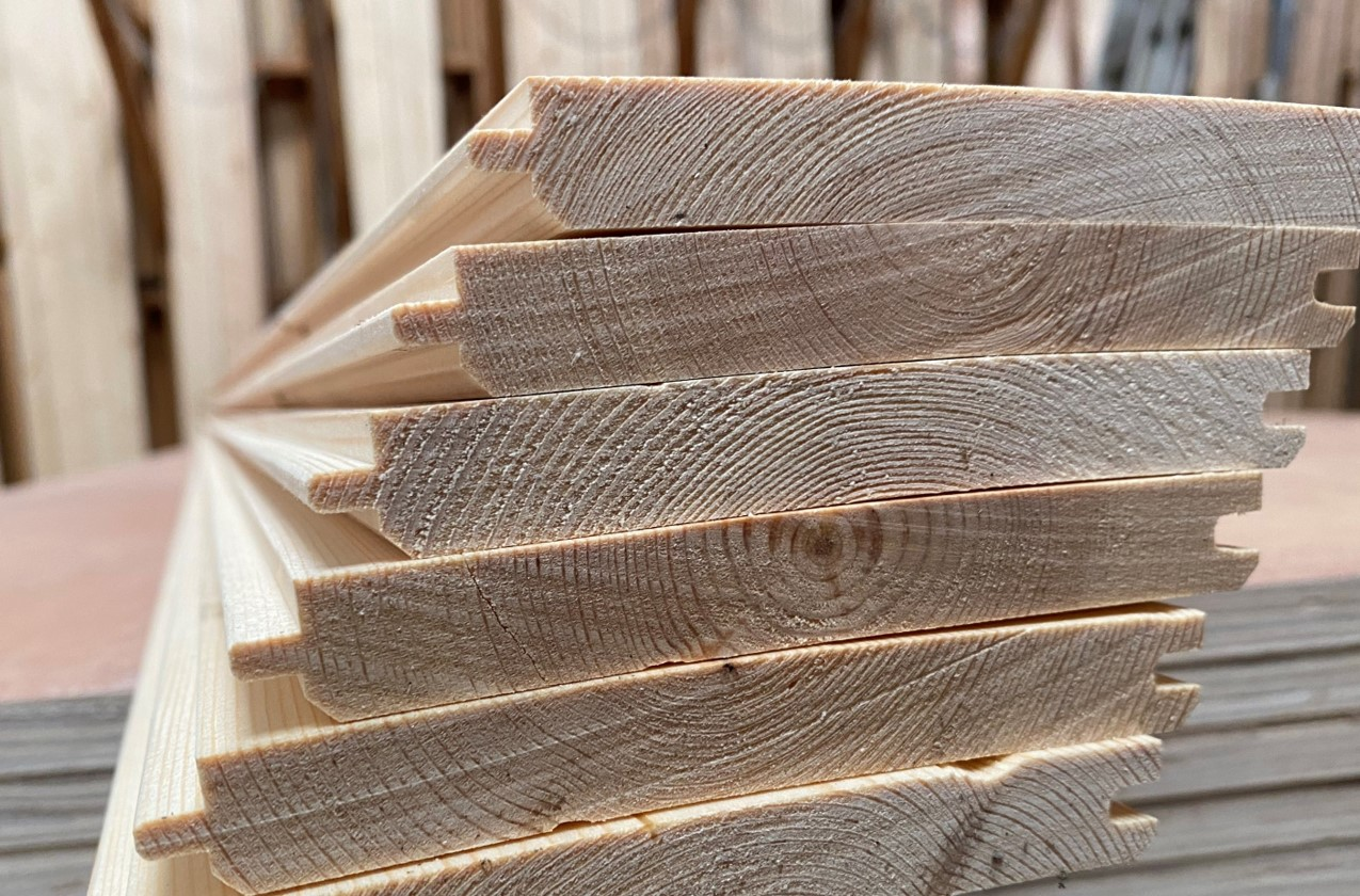 Matchboard, Flooring & Windowboard